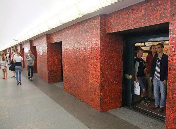 «Маяковскую» открыли на вход после проверки