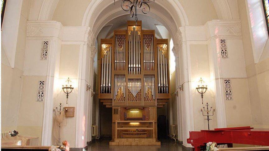 9 концертов октября в Органном зале