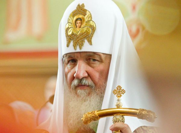 Патриарх Кирилл впервые высказался о «Матильде»