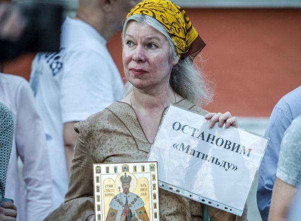 «Синема парк» и «Формула кино» вернули «Матильду» в прокат