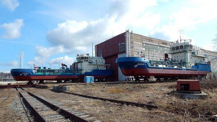 «Ростех» протянул руку помощи судостроительному заводу