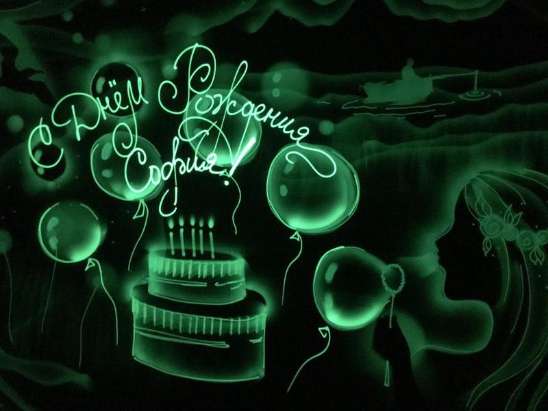5 причин устроить шоу световых картин на своем празднике