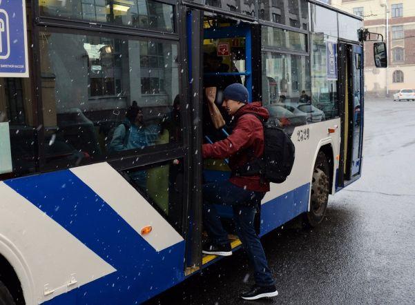 «Подорожник» будет действовать на общественном транспорте Ленобласти