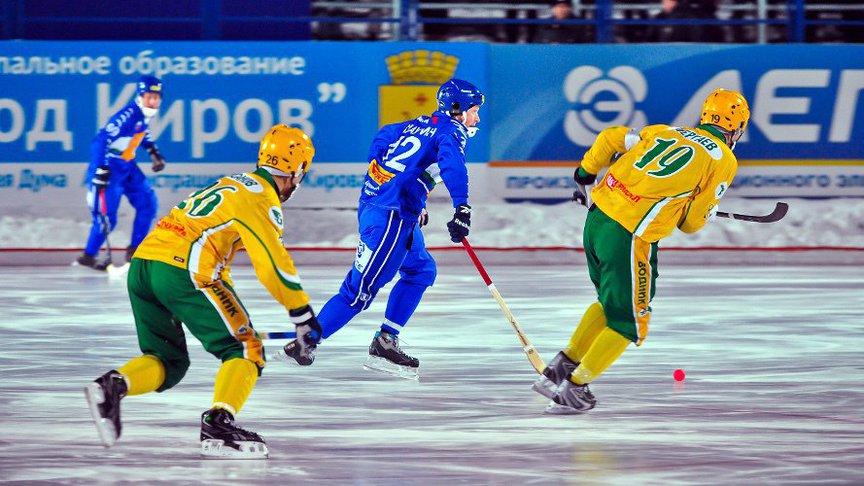 «Родина» пока на 13 месте Чемпионата России среди команд Суперлиги