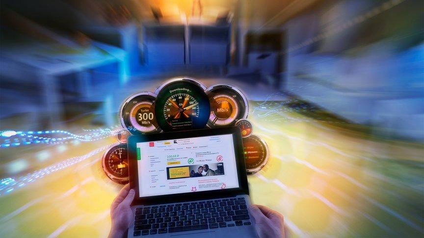 Абоненты «Дом.ru» в Кирове могут ускорить интернет до 300 Мбит/с