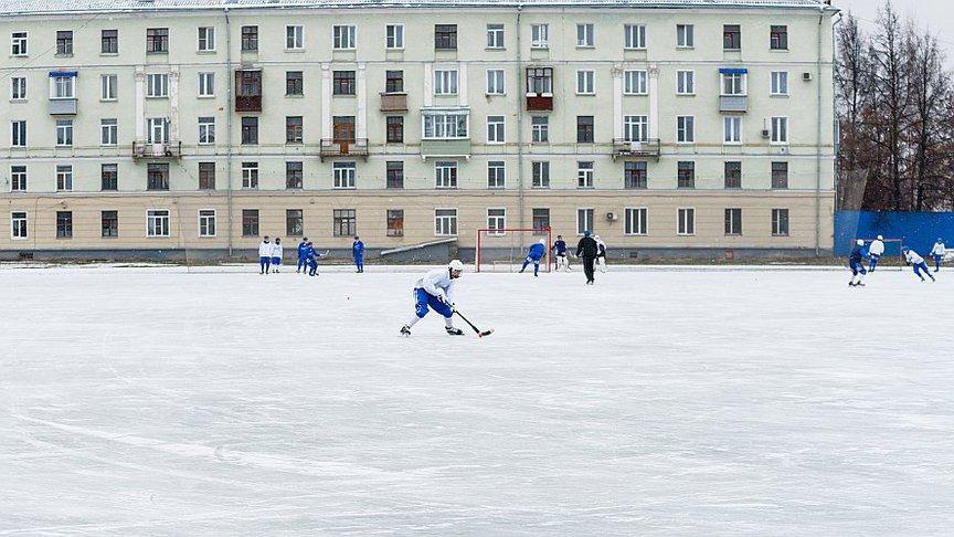 «Родина» готовится к встрече с казанским «Динамо»