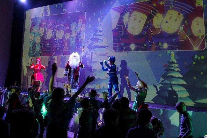 «Мультиелка. Школа волшебников» – новогоднее чудо начинается!