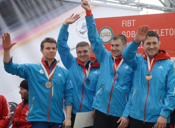 IBSF допустила российских бобслеистов и скелетонистов до соревнований
