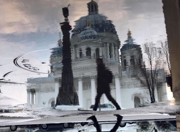 Петербург 15 декабря накроет снег при плюсовой температуре