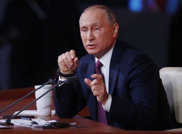«Сынок, ты не видел кортик?»: анекдоты от Владимира Путина