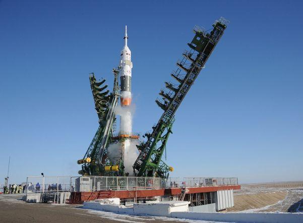 «Роскосмос» планирует провести 23 гражданских космических пуска