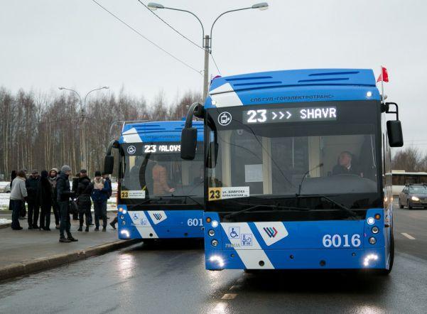Wi-Fi появится в петербургских трамваях и троллейбусах к маю 2018 года