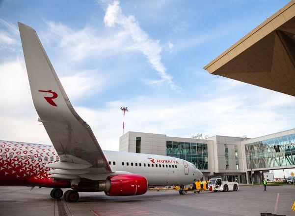 «Россия» запустила рейсы из Петербурга до Барселоны и Женевы