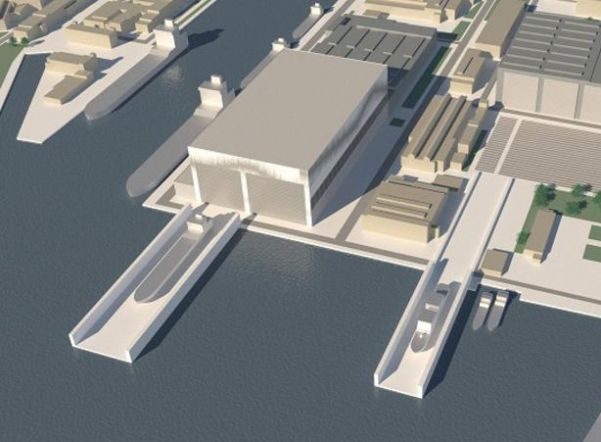 «Метрострой» построит верфь для супертанкеров в Петербурге