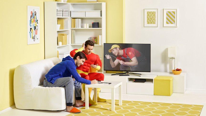 «Дом.ru» подключил к своей сети 300 тысяч квартир