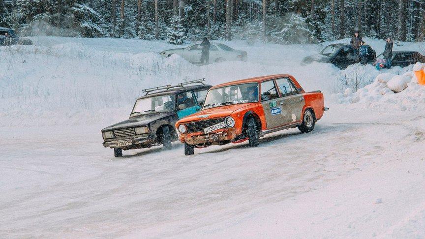 Кировчане смогут покататься на дрифт-такси