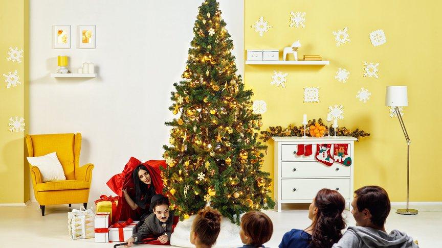 «Дом.ru» предлагает «Новогодний кубик»