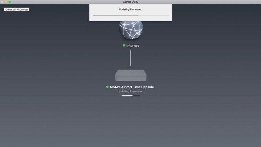 Apple выпустила обновления безопасности для фирменных роутеров