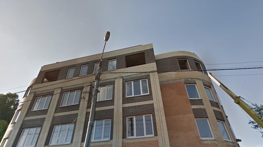 Автомобилисты не смогут проехать в районе дома №5 на улице Спасской