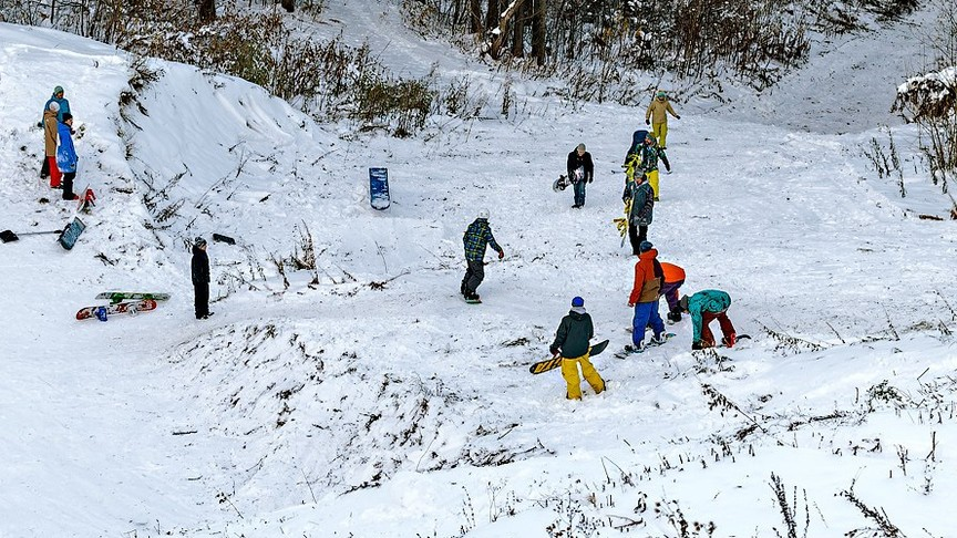 «Победа» будет жить: на горнолыжном склоне откроется парк активного отдыха
