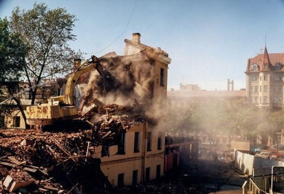 Фотоистория: как выглядел Лиговский проспект до строительства «Галереи»
