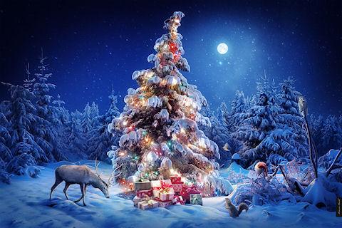 А Дед Мороз все еще не пришел