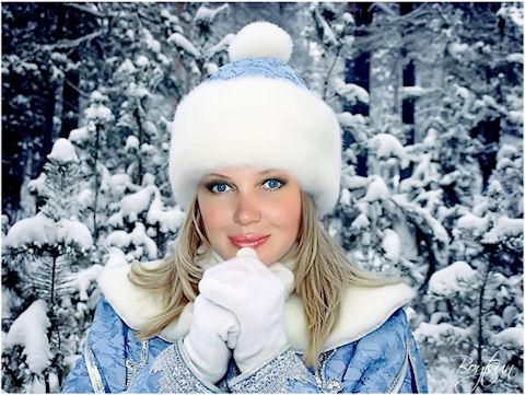 Зима - мечта всей жизни